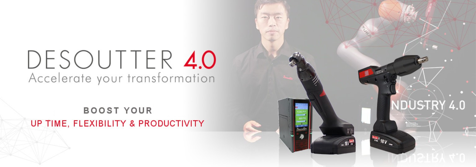 What is the automotive assembly future, regarding Industry 4.0? – by Desoutter